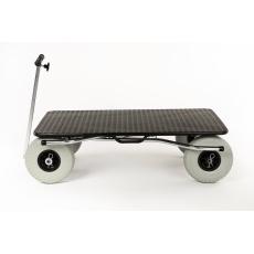 Trimmtisch Schertisch Haustierpflegetisch faltbar mit großer Räder