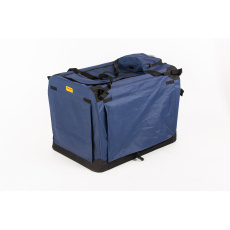 Hundebox Transportbox COOL PET PLUS DUNKEL BLAU in 9 Größen