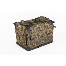 Zusammenklappbare Transportbox COOL PET PLUS XL camouflage 82 x 59 x 59 cm